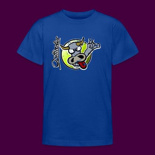 Osttiroler Grauvieh Logo Shirt - Teenager T-Shirt