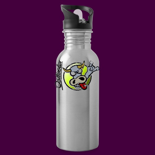 Osttiroler Grauvieh Logo Shirt - Trinkflasche