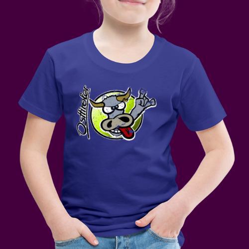 Osttiroler Grauvieh Logo Shirt - Kinder Premium T-Shirt