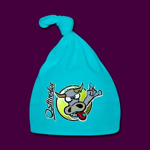 Osttiroler Grauvieh Logo Shirt - Baby Mütze