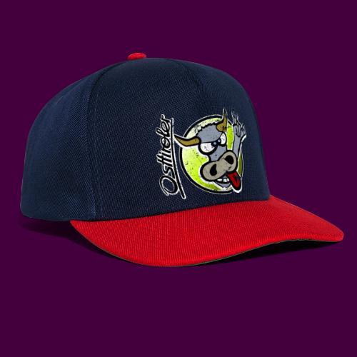 Osttiroler Grauvieh Logo Shirt - Snapback Cap