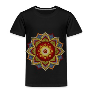 Handpan - Hang Drum Mandala natural - Kinder Premium T-Shirt