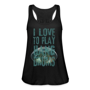I LOVE TO PLAY HANG DRUMS - handpan - Frauen Tank Top von Bella