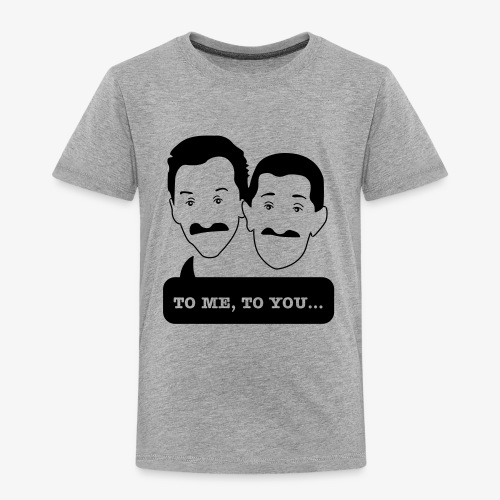 Chuckle Bros - Kids' Premium T-Shirt