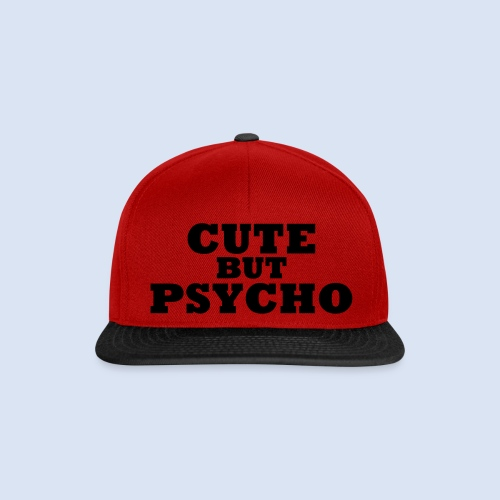CUTE BUT PSYCHO - Sexy Babe  - Snapback Cap