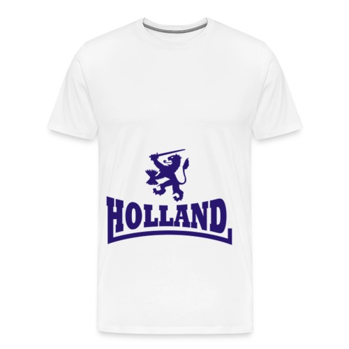 holland - Mannen Premium T-shirt