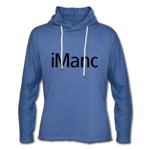 iManc - Sky Blue T - Light Unisex Sweatshirt Hoodie