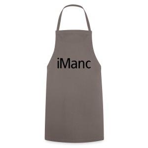 iManc - Sky Blue T - Cooking Apron