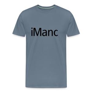 iManc - Sky Blue T - Men's Premium T-Shirt