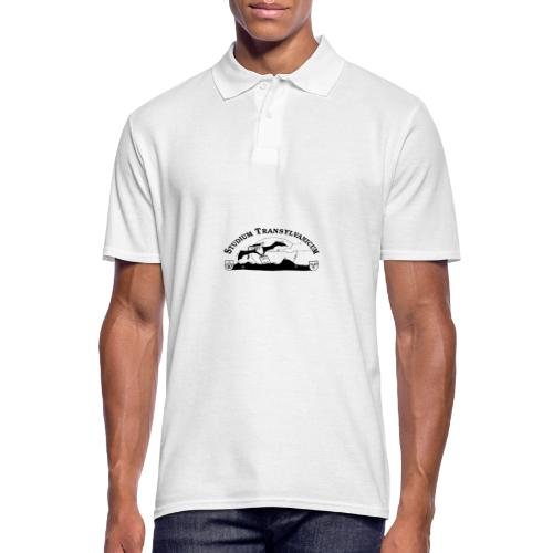Kaffeepott Studium Transylvanicum - Männer Poloshirt