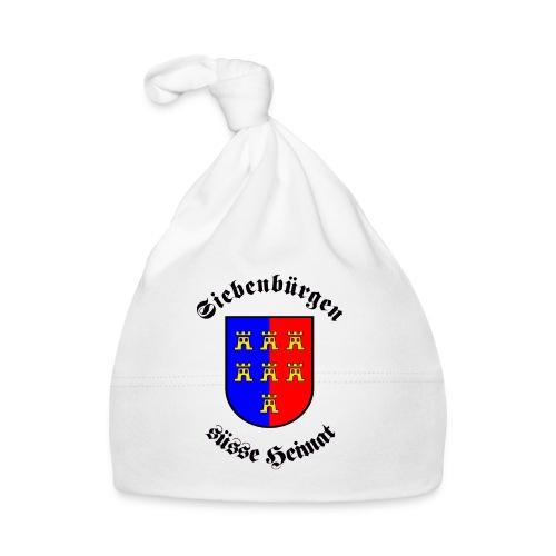 Tasse Siebenbürgen süße Heimat mit Sachsenwappen - Baby Mütze