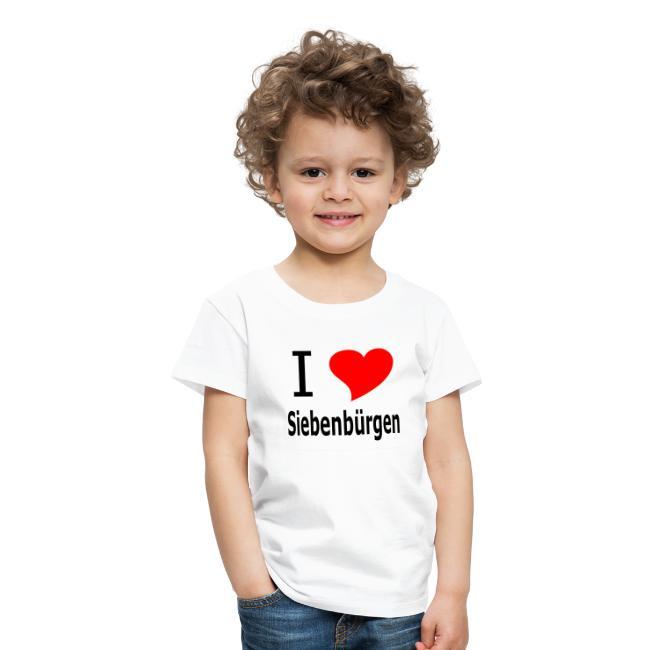 """Tasse """"I love Siebenbürgen"""""""