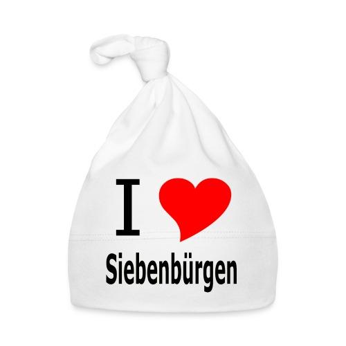 Tasse I love Siebenbürgen - Baby Mütze