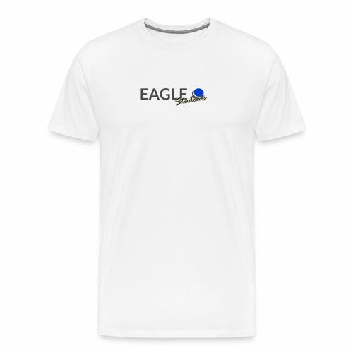 White Shirt - Men's Premium T-Shirt