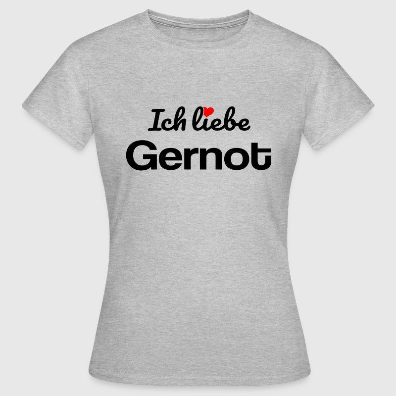 Gernot T-Shirts - Frauen T-Shirt