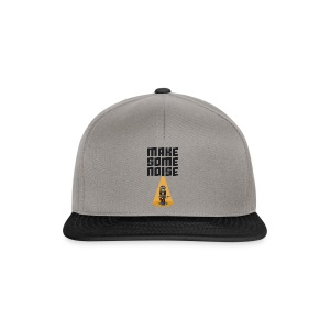 MAKE SOME NOISE - Snapback Cap