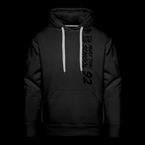 T SHIRT SPORT el pollo MTS92 - Sweat-shirt à capuche Premium pour hommes