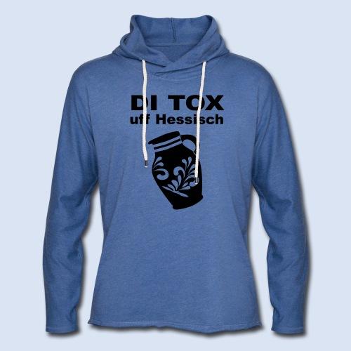 DETOX auf Hessisch - FRANKFURT DESIGN BABY - Leichtes Kapuzensweatshirt Unisex
