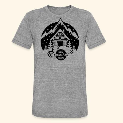 Bad Hindelang, Allgäu - Unisex Tri-Blend T-Shirt von Bella + Canvas