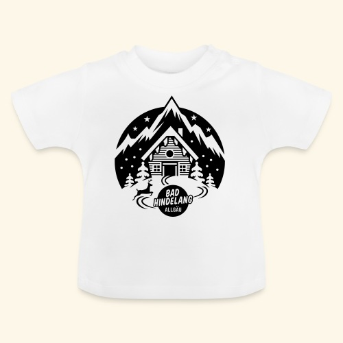 Bad Hindelang, Allgäu - Baby T-Shirt