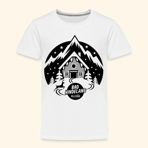 Bad Hindelang, Allgäu - Kinder Premium T-Shirt