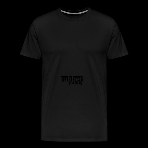 Rubber Puppy Snapback - Männer Premium T-Shirt