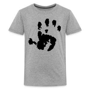 Baby Handabdruck Shirt - Teenager Premium T-Shirt