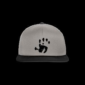 Baby Handabdruck Shirt - Snapback Cap