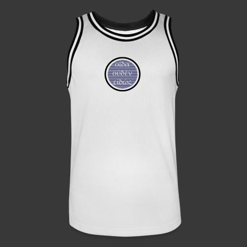 OIDA OUDEN EIDOS - Men's Basketball Jersey