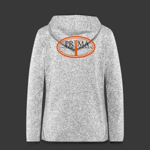 PRIMA INTER PARES - Women's Hooded Fleece Jacket