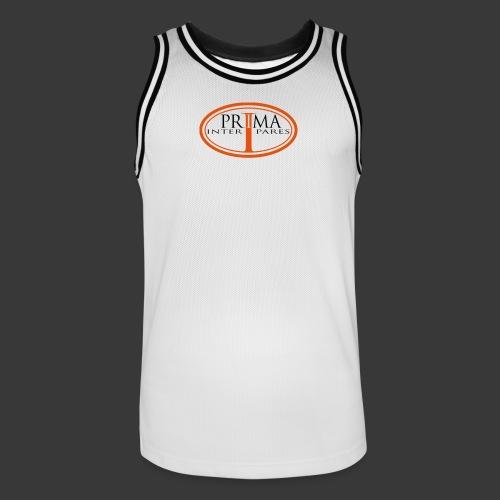 PRIMA INTER PARES - Men's Basketball Jersey