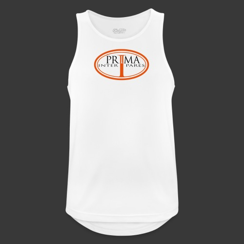 PRIMA INTER PARES - Men's Breathable Tank Top