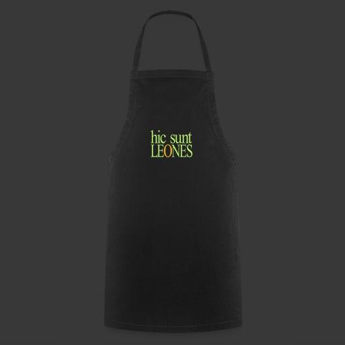 HIC SUNT LEONES - Cooking Apron