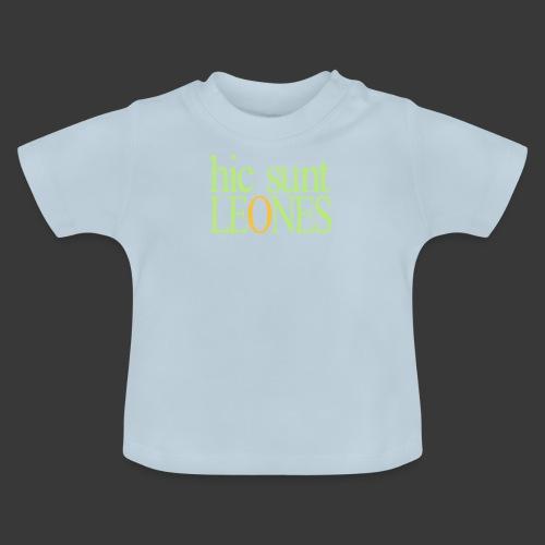 HIC SUNT LEONES - Baby T-Shirt