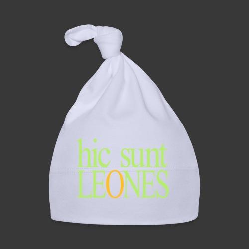 HIC SUNT LEONES - Baby Cap