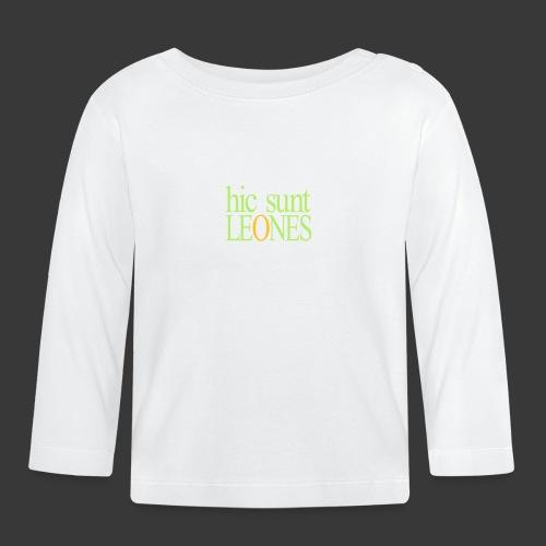 HIC SUNT LEONES - Baby Long Sleeve T-Shirt