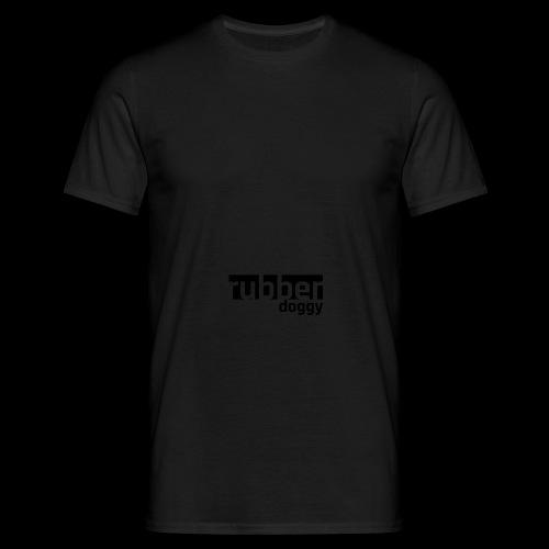 Rubber Doggy Snapback - Männer T-Shirt