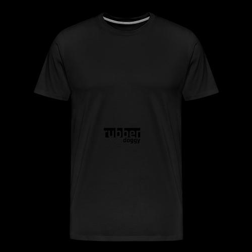Rubber Doggy Snapback - Männer Premium T-Shirt