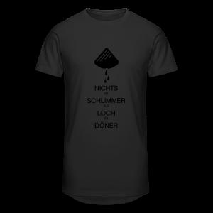Dönerloch - Männer Urban Longshirt