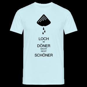 Dönerloch 2.0 - Männer T-Shirt