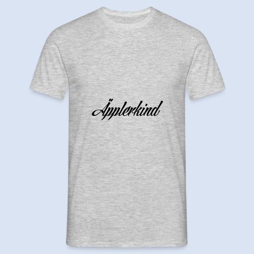 FRANKFURT DESIGN Äpplerkind - Frankfurt Bembel - Männer T-Shirt