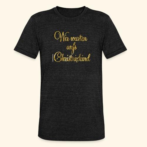 Christnixkind - Unisex Tri-Blend T-Shirt von Bella + Canvas