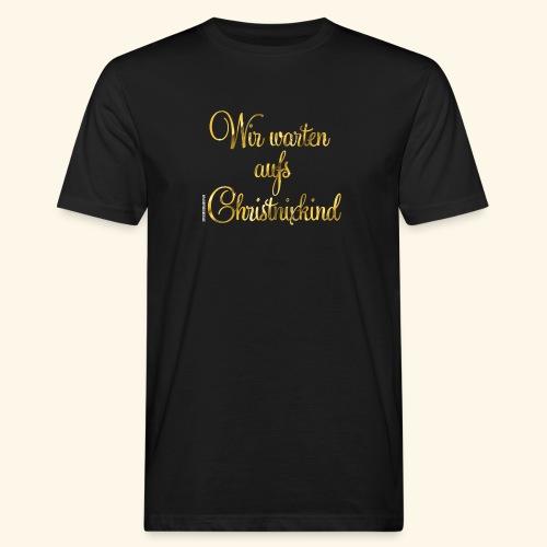 Christnixkind - Männer Bio-T-Shirt
