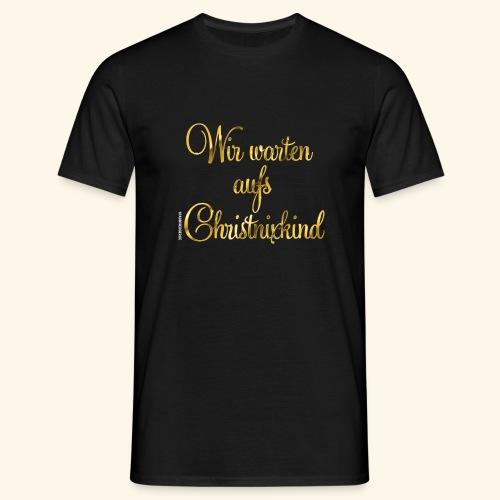 Christnixkind - Männer T-Shirt