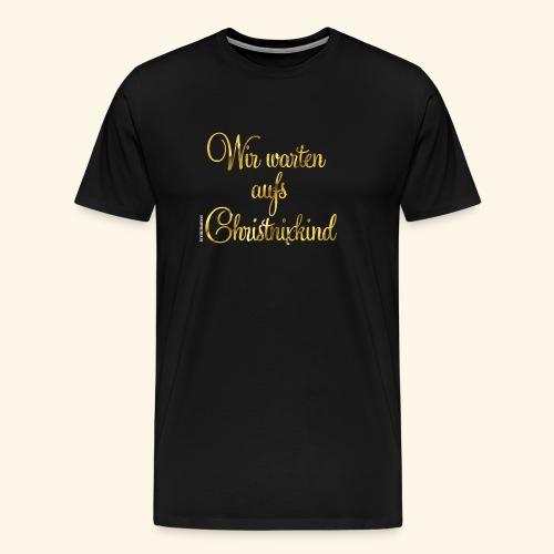 Christnixkind - Männer Premium T-Shirt