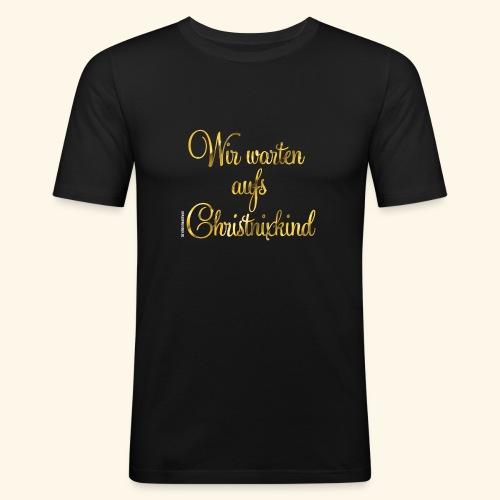 Christnixkind - Männer Slim Fit T-Shirt