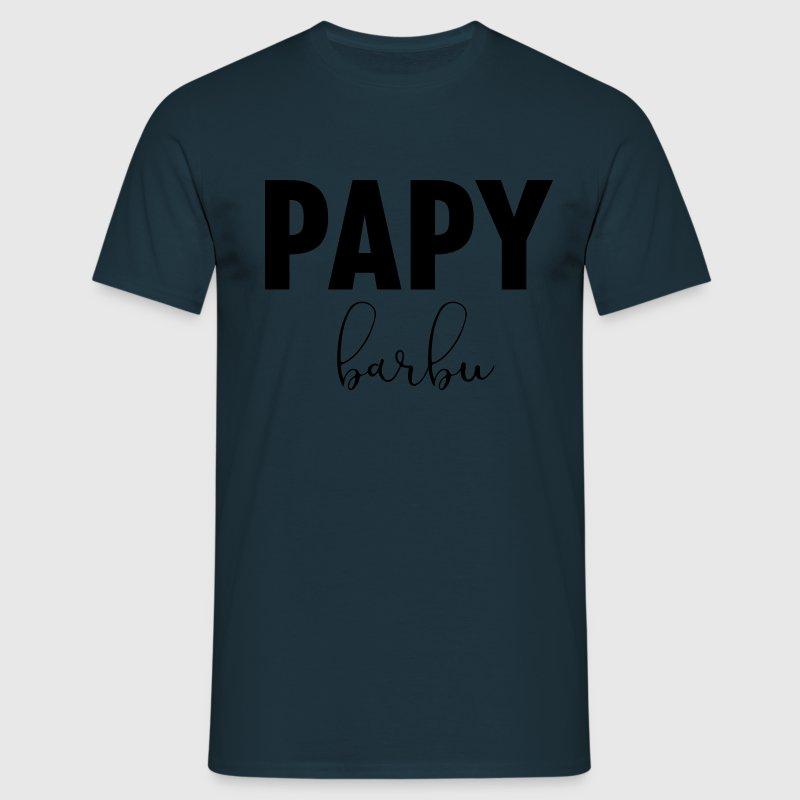 papy barbu Tee shirts - T-shirt Homme