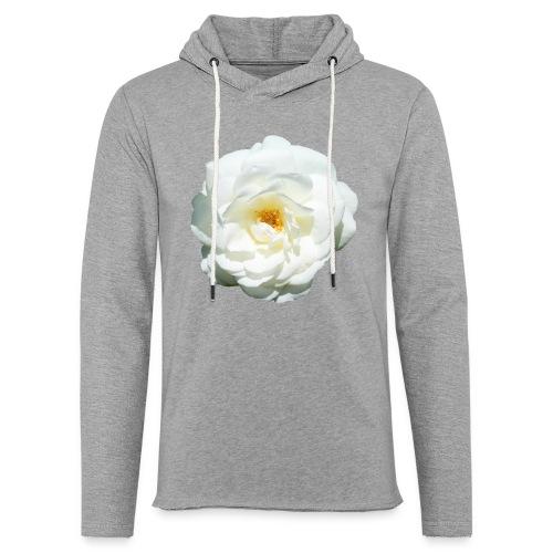 Rose-6 - Leichtes Kapuzensweatshirt Unisex
