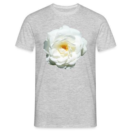 Rose-6 - Männer T-Shirt