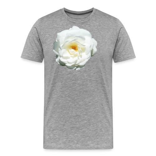 Rose-6 - Männer Premium T-Shirt